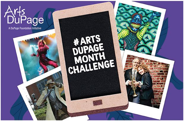 October is Arts DuPage Month