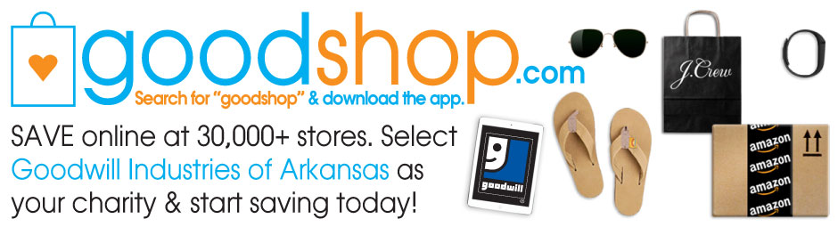 Save online and shop at goodshop.com