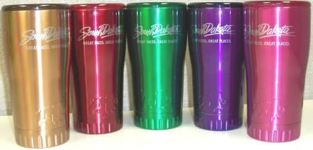 SD Great Faces Great Places 20 oz Tumbler