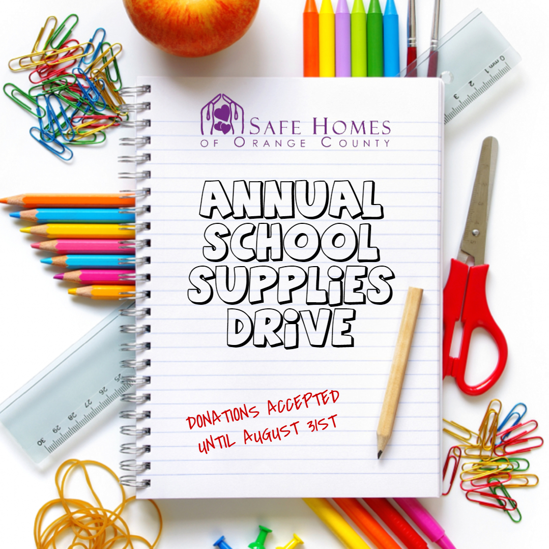 Annual 'Back-to-School' Supplies Drive