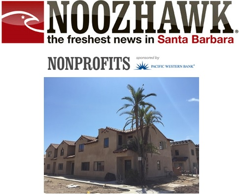 Palms Replanted in Honor of Imminent Carpinteria Housing Complex's Grand Opening - Noozhawk