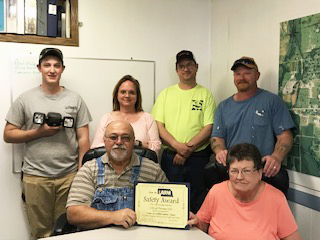 Pawnee City receives Lean on LARM Safety Grant