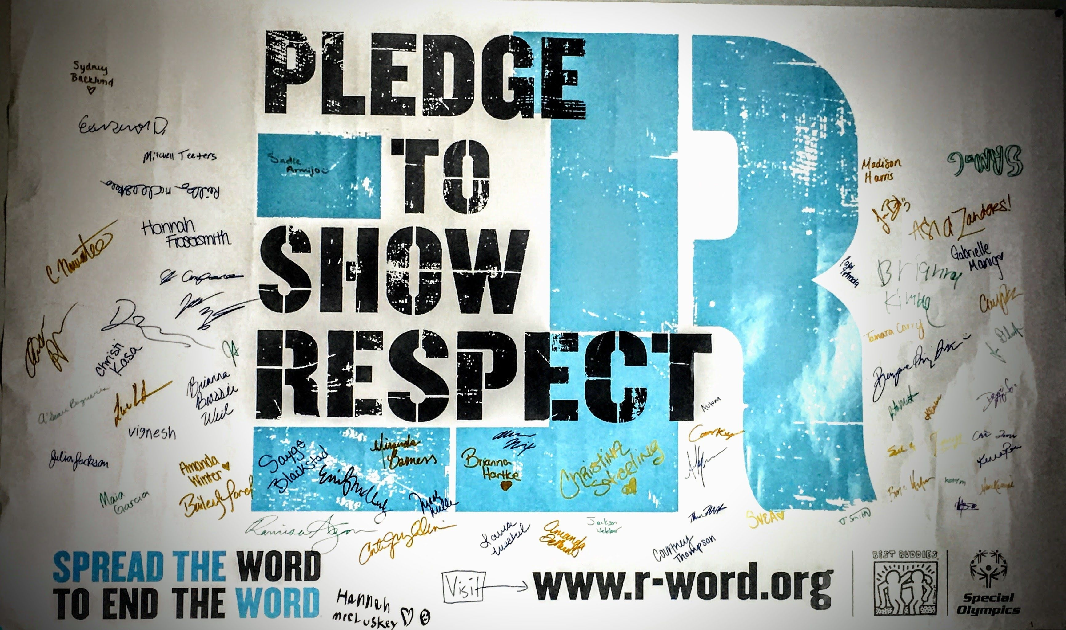 My Thoughts on the R-Word