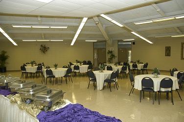 Dream Center Cafeteria