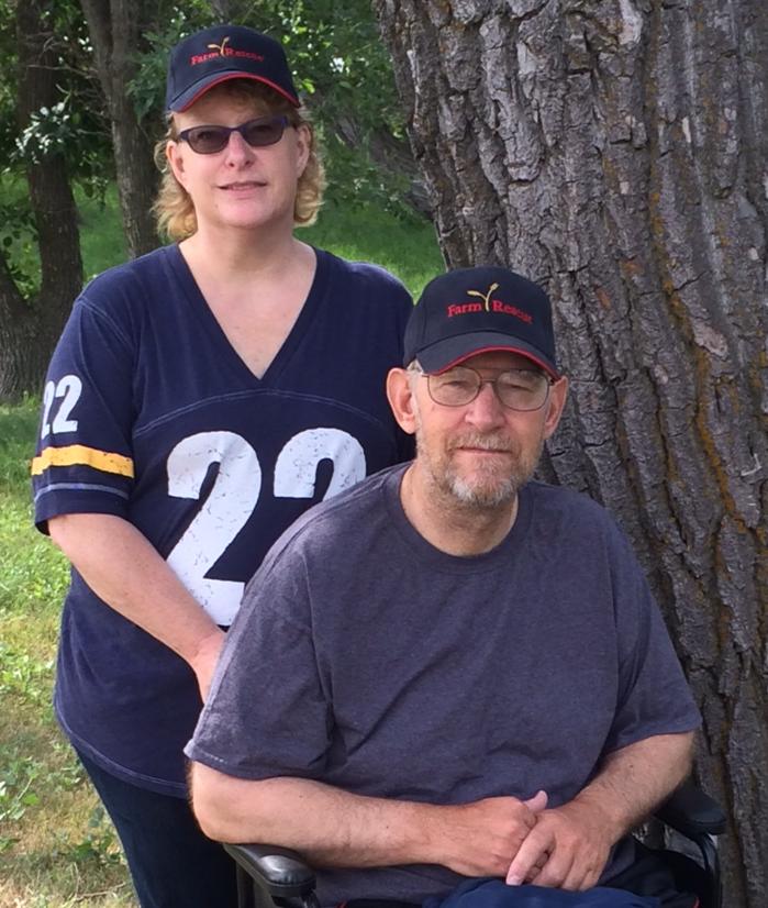 John & Marcia Samuelson