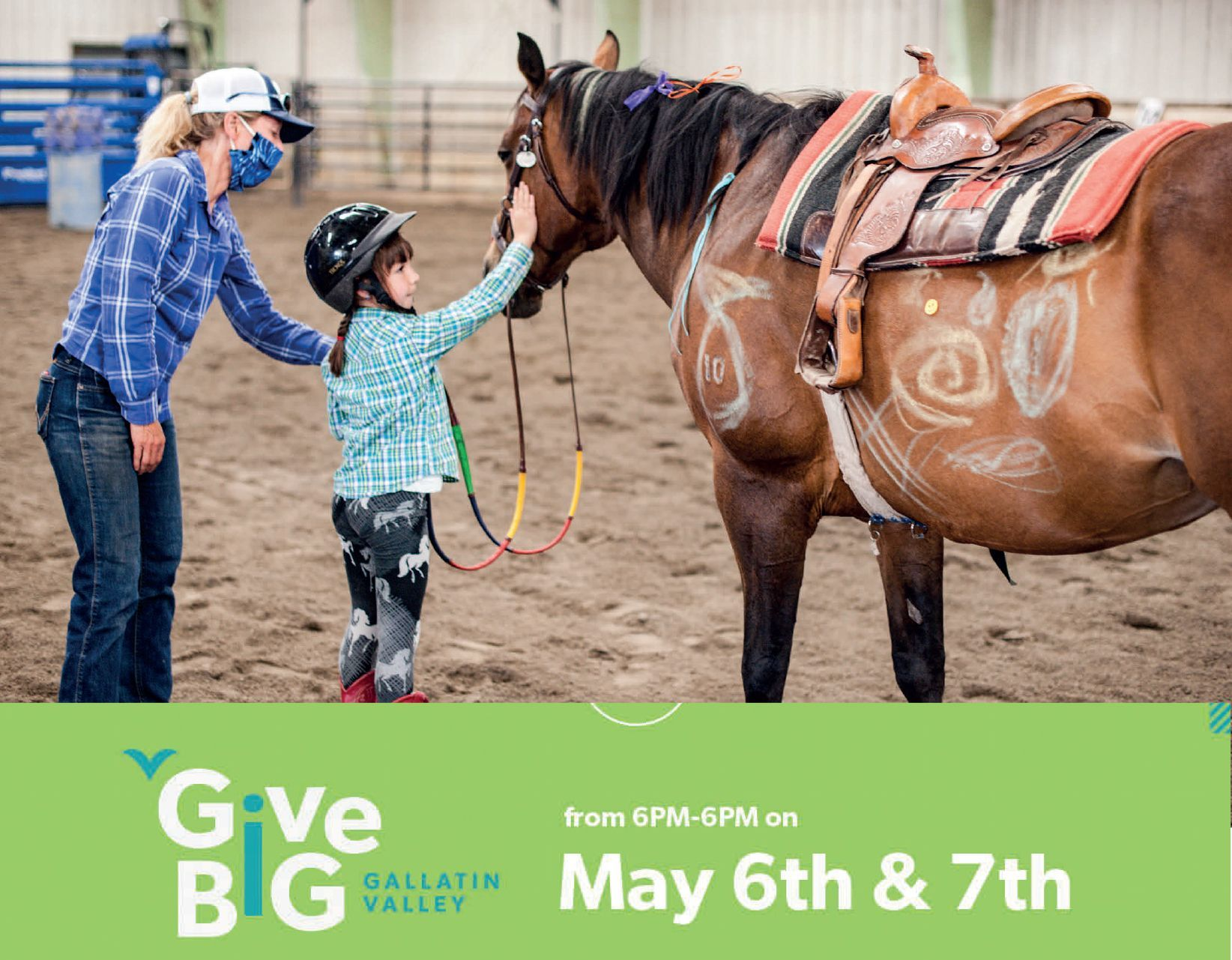 Give Big for Kids May 6-7