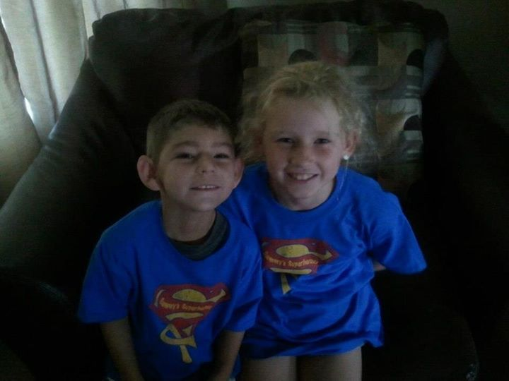 Nolan and Abbie Scholl