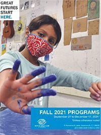 Fall 2021 Evening Program Brochure