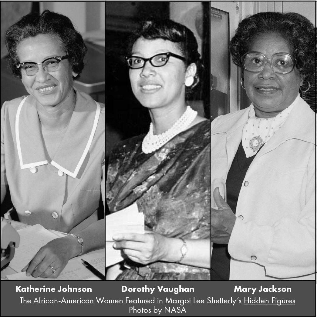 The Women Behind Hidden Figures