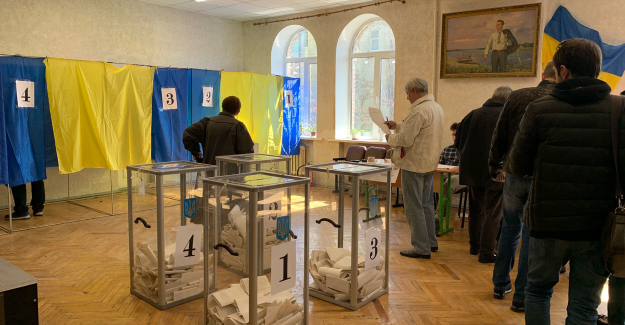 Ukraine's Presidential Election Proves the Country's Democratic Spirit Is Alive and Well
