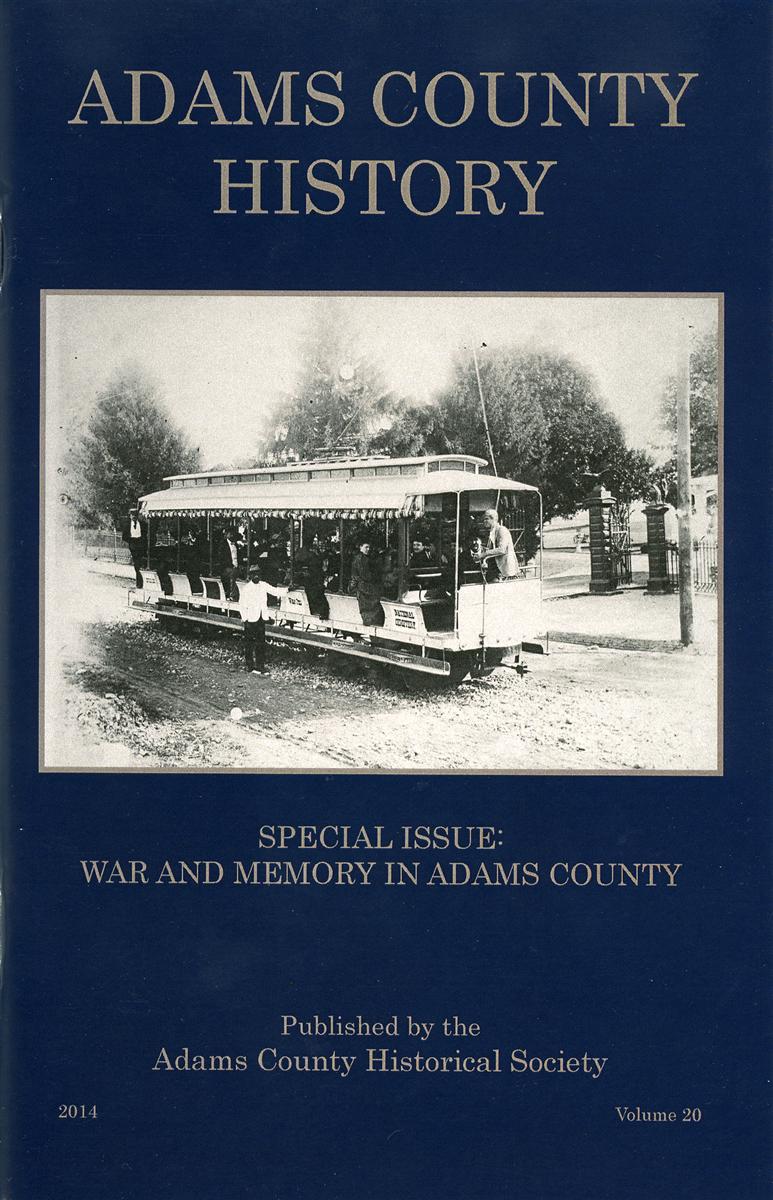 Adams County History Vol 20