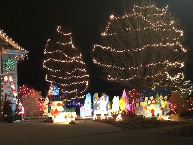 Vintage Holidays Lights Contest Winners