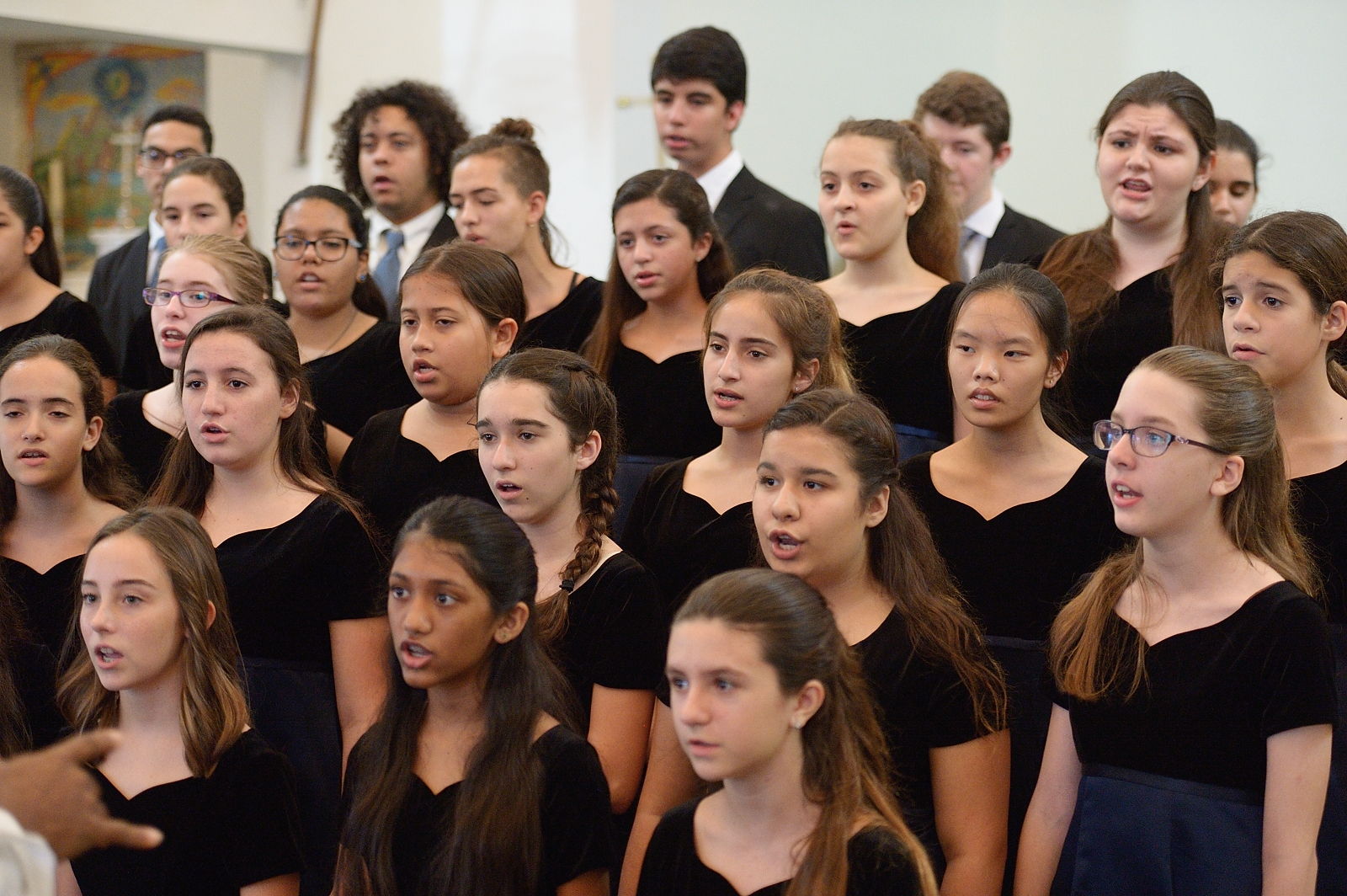 Miami Children's Chorus : Hear Us : Recordings
