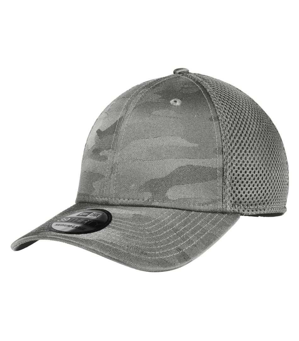 NEW ERA® TONAL CAMO STRETCH TECH MESH CAP