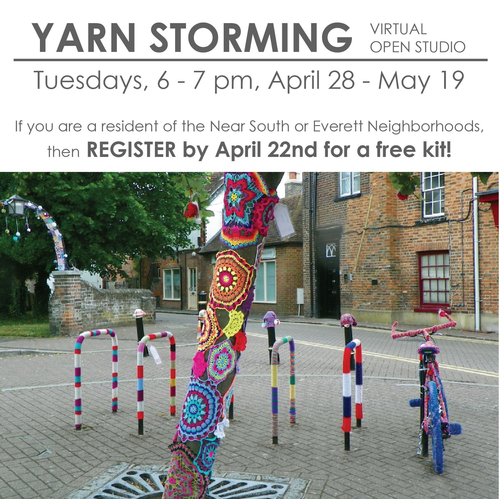 Yarn Storming