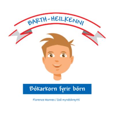 Bokarkorn fyrir born (Icelandic)
