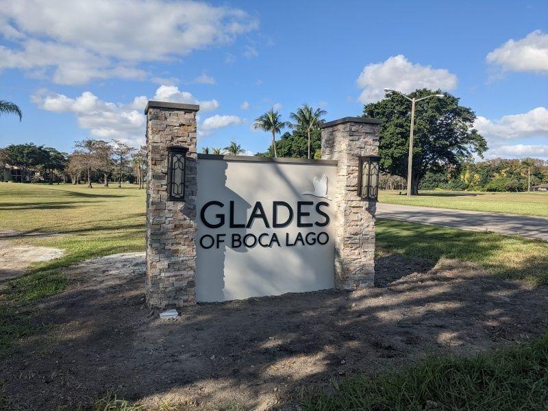 Brick & Stone Community Monument Signs