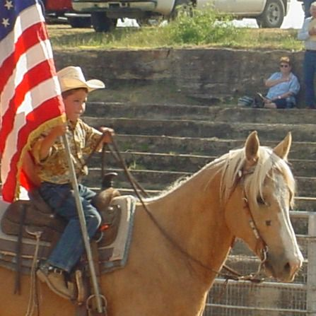 Nocona Chisholm Trail Youth Rodeo Series