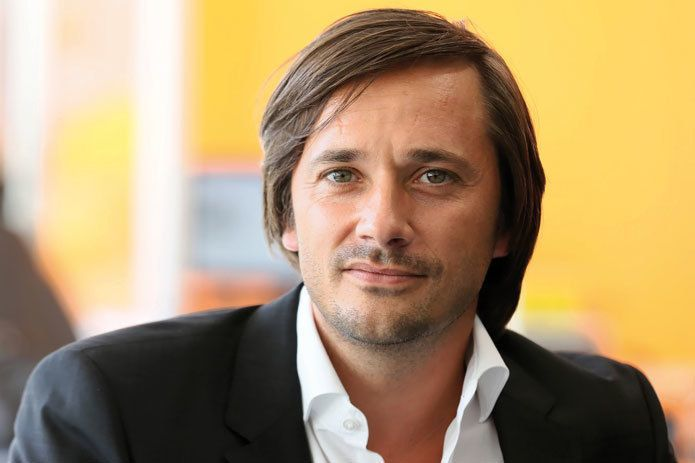 Grégoire Courtine photo