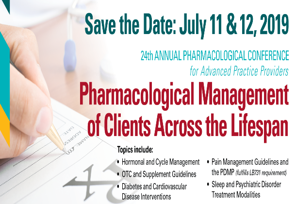 24th Annual Pharmacological Conference for Advanced Practice Providers
