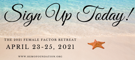 The Female Factor Women's Retreat 2021
