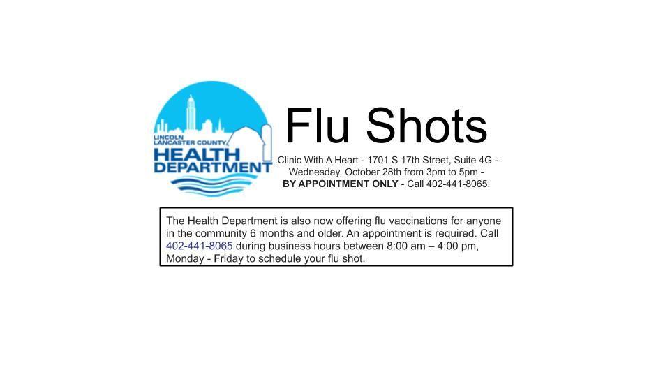 Flu Shot Opportunities