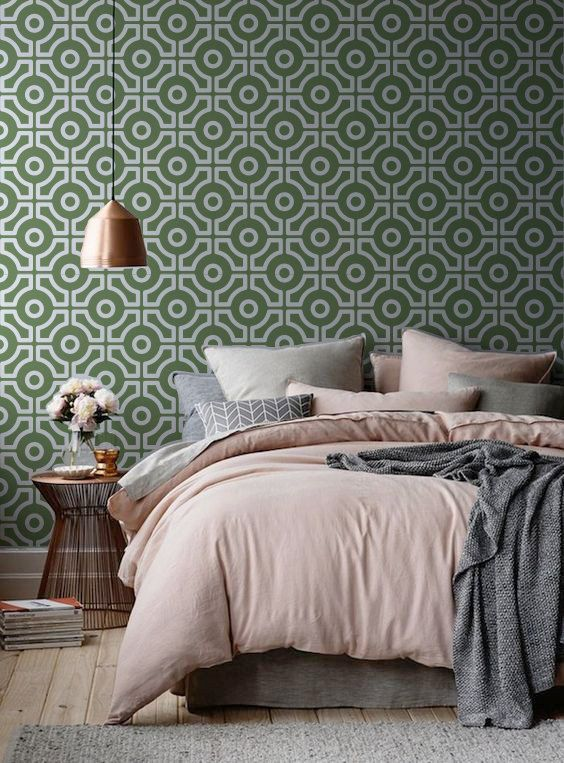 Custom Printed Wallpaper Patterns