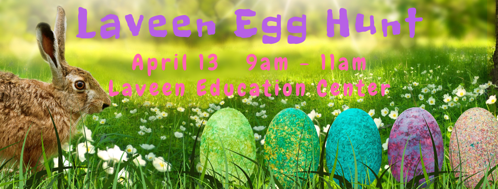Laveen Egg Hunt