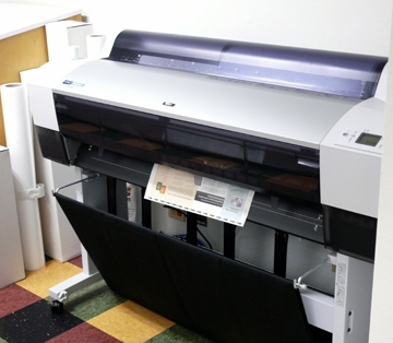 Epson Stylus Pro 9880 contract proofer