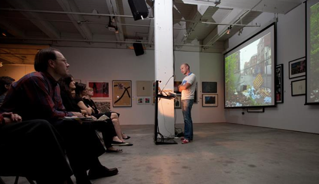Sustaining Artists Series: Starting Art Spaces
