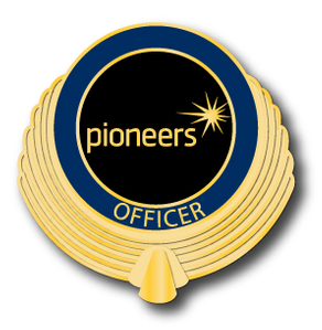 Gold Chapter / Officer