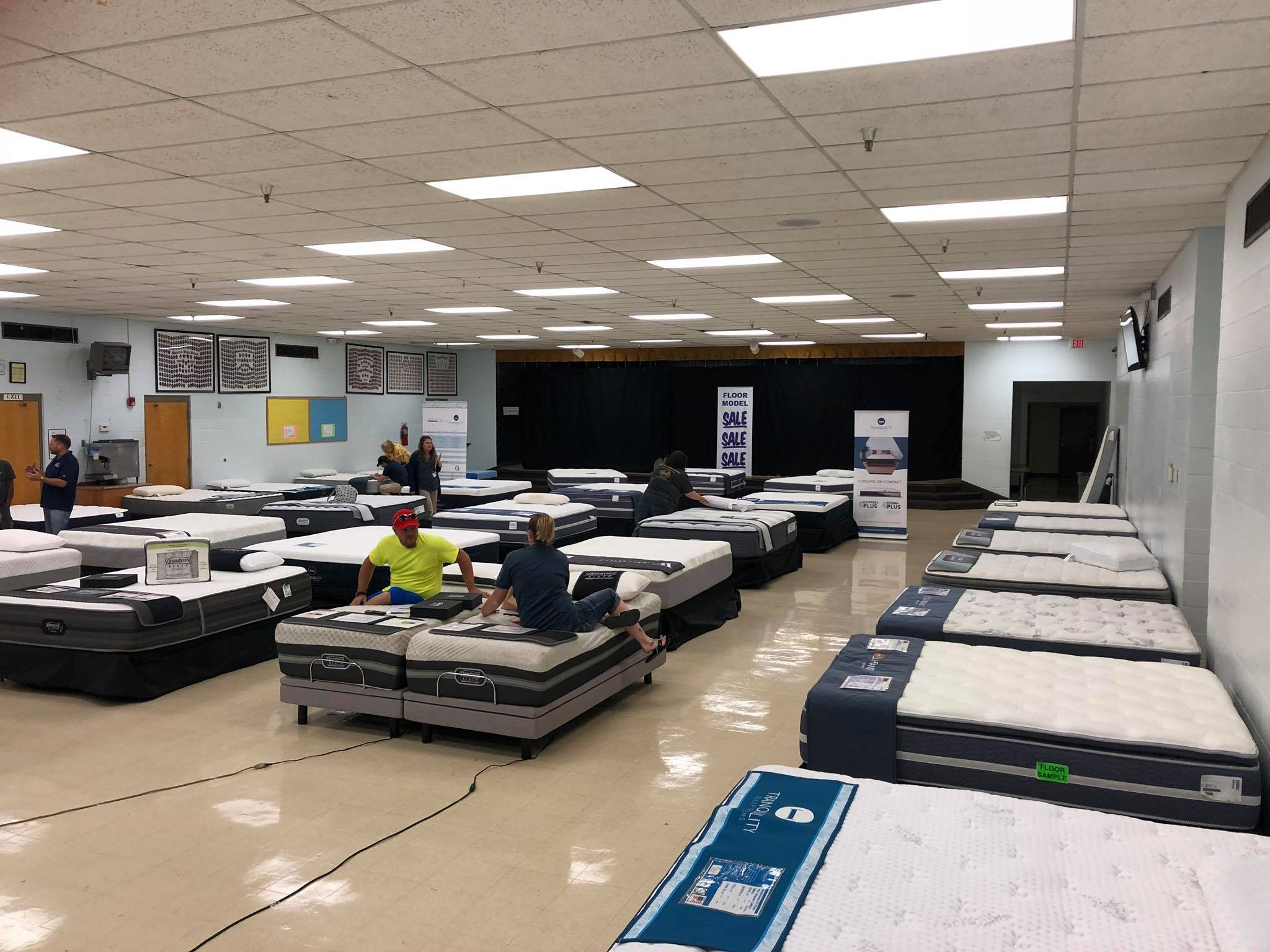 Mattress Fundraiser for Memphis Oral School for the Deaf