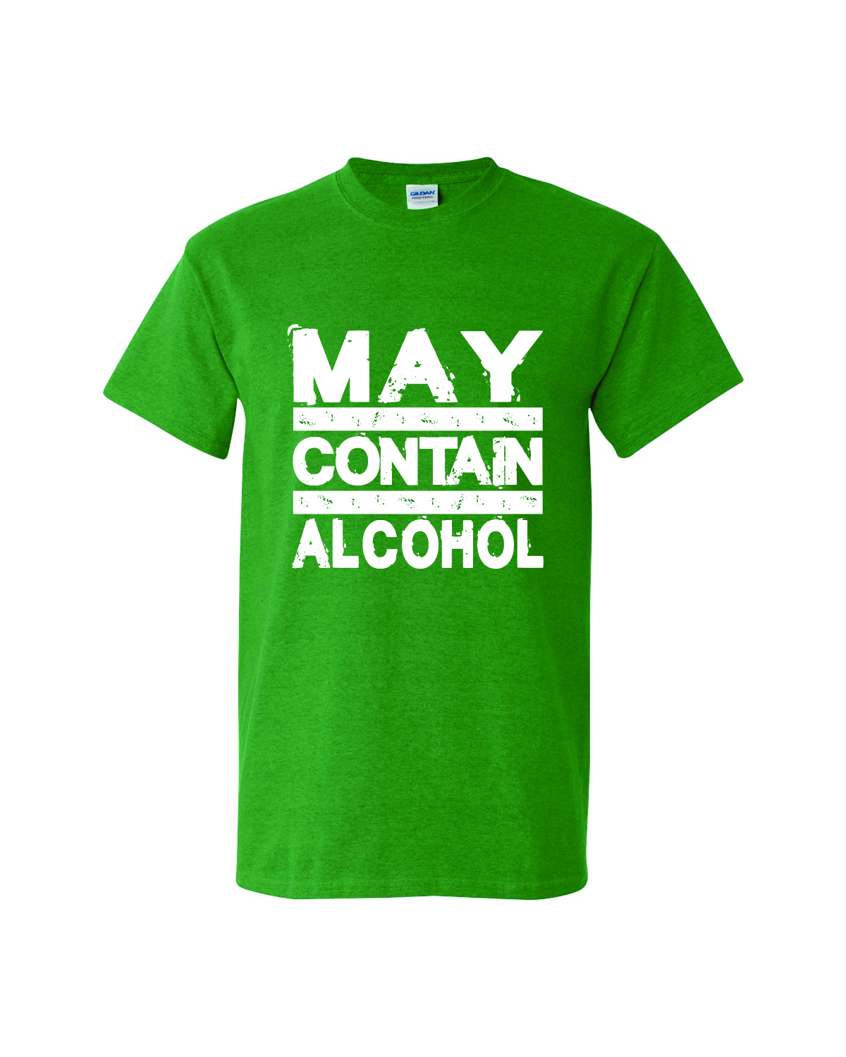St. Patty's Day Short Sleeve Tee - May Contain Alcohol
