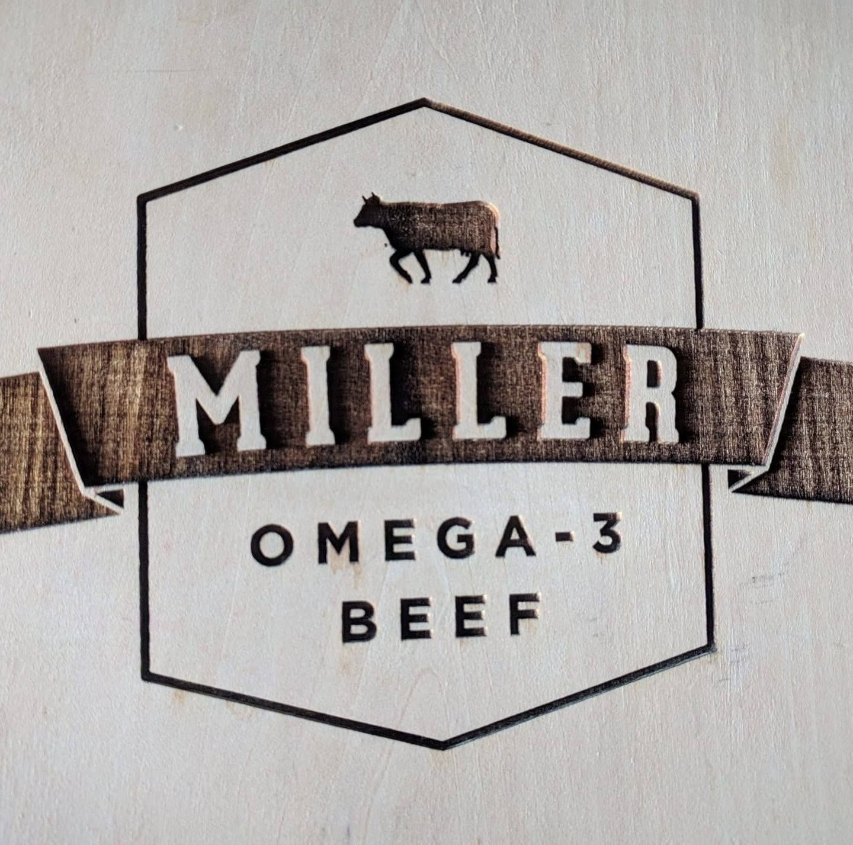 Miller Omega-3 Beef