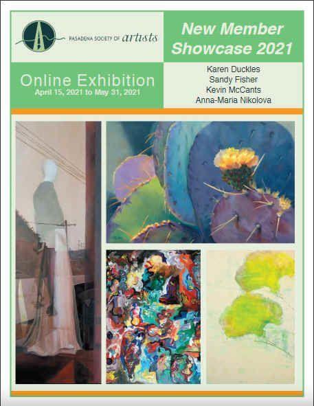 2021 New Member Showcase