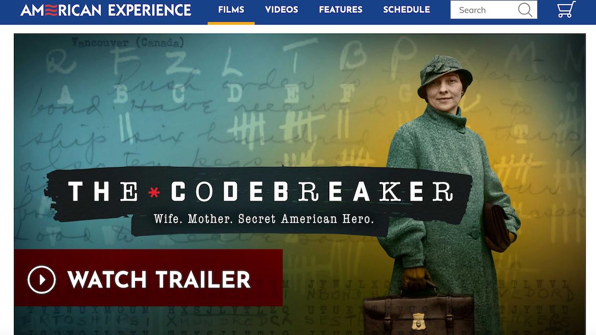PBS film about Elizebeth Friedman