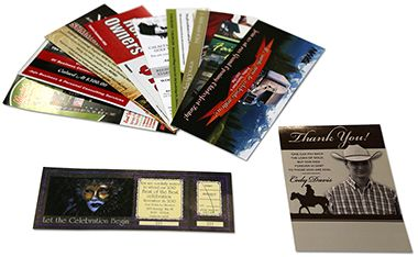 Rack Cards Calgary