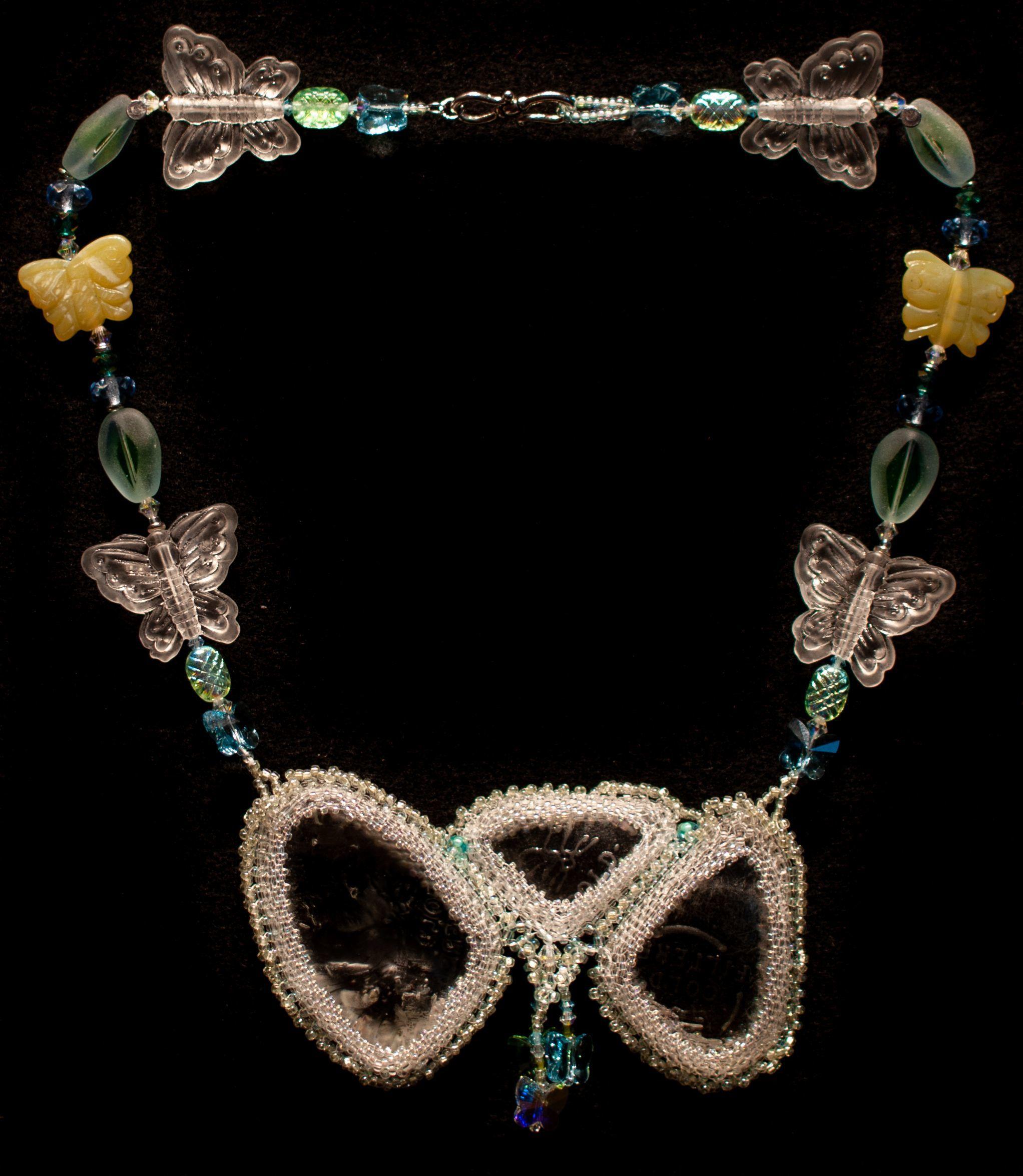 """""""Butterfly Seaglass"""" - Nancy Tietje"""
