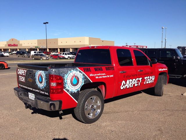 Vehicle Graphics Lubbock, TX - Elite Sign & Design