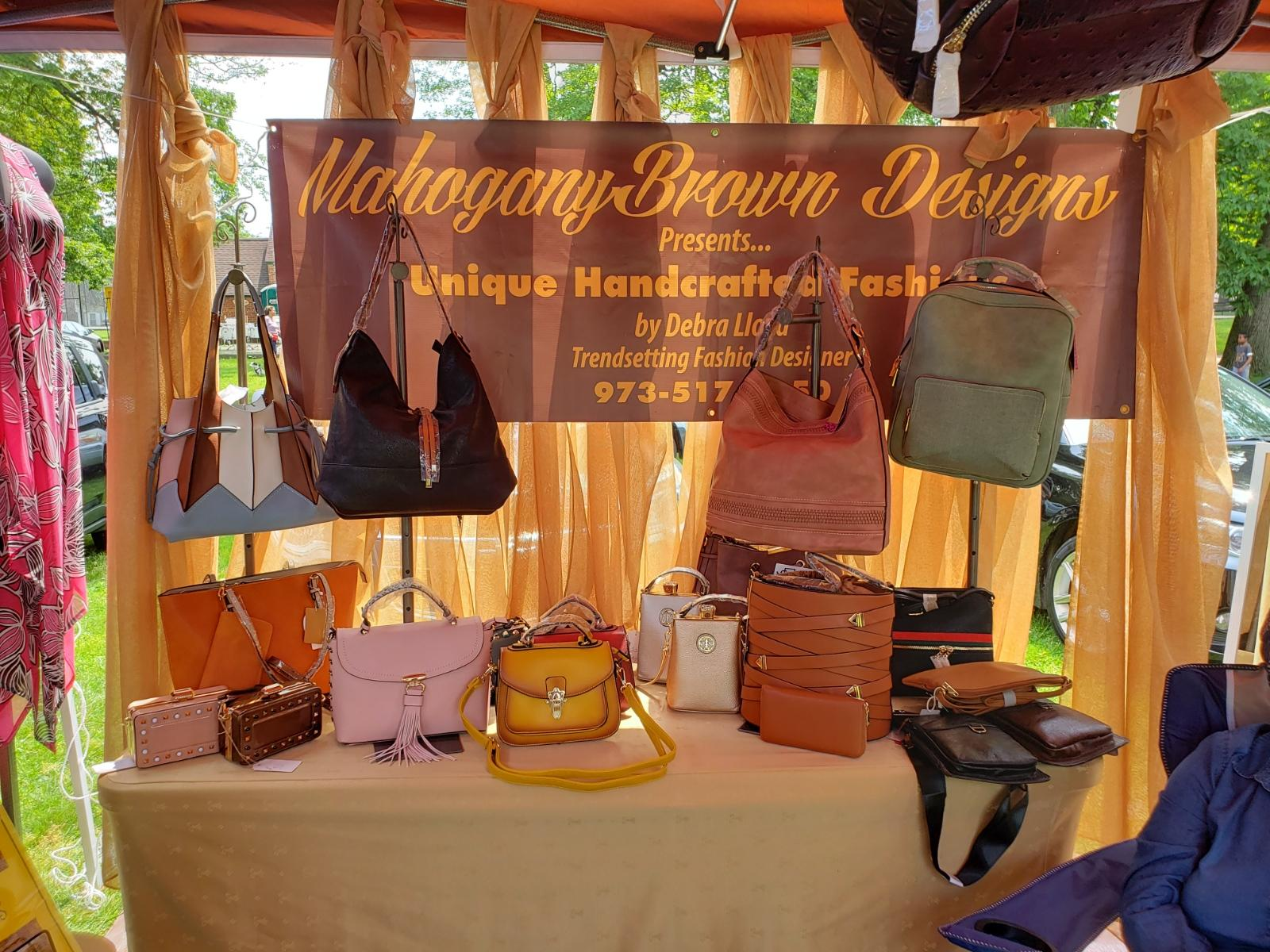 MahoganyBrown Designs