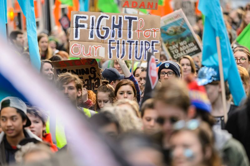 Young Evangelicals Applaud Youth Climate Strike
