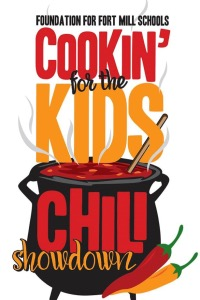 Foundation for Fort Mill Schools Cookin' for the Kids Chili Showdown