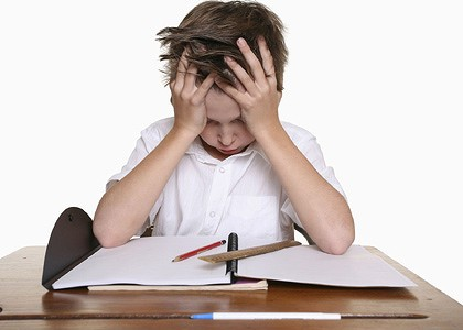 Is your child struggling in school?