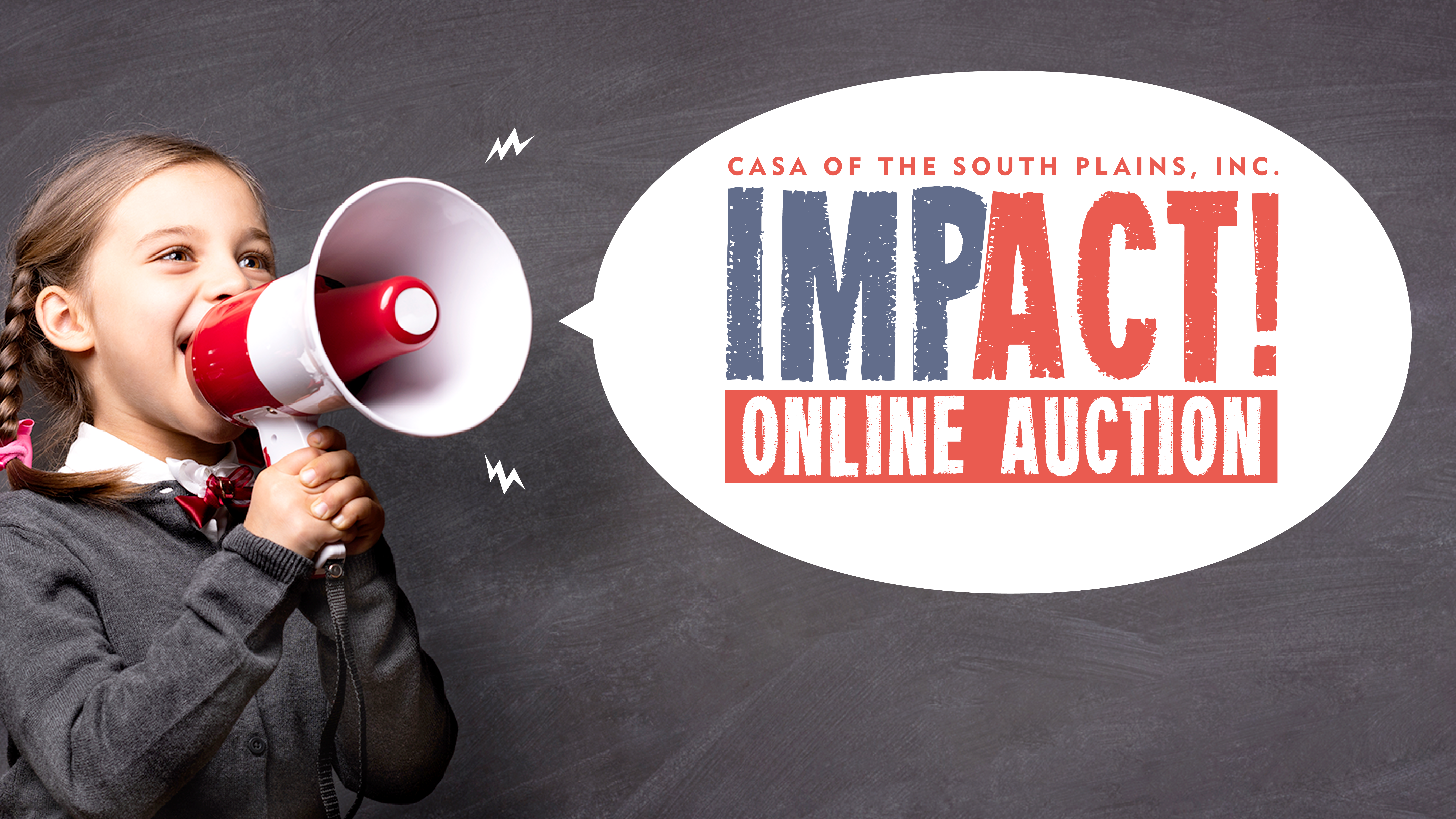 CASA IMPACT! Online Auction
