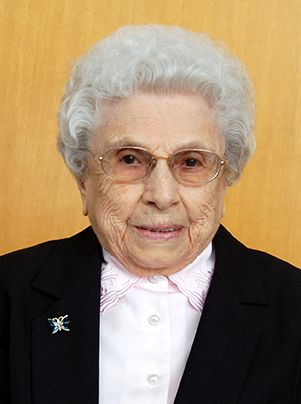 Sister Delora Schweitzer, OSB