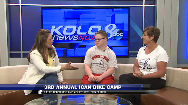 iCan Bike Interview with Diana and Jack Rovetti