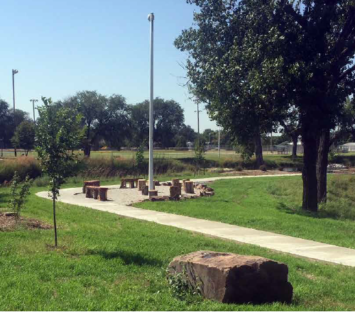 Plum Creek Park in Lexington