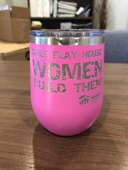 Women Build Tumbler
