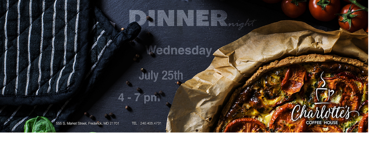July 25 dinner