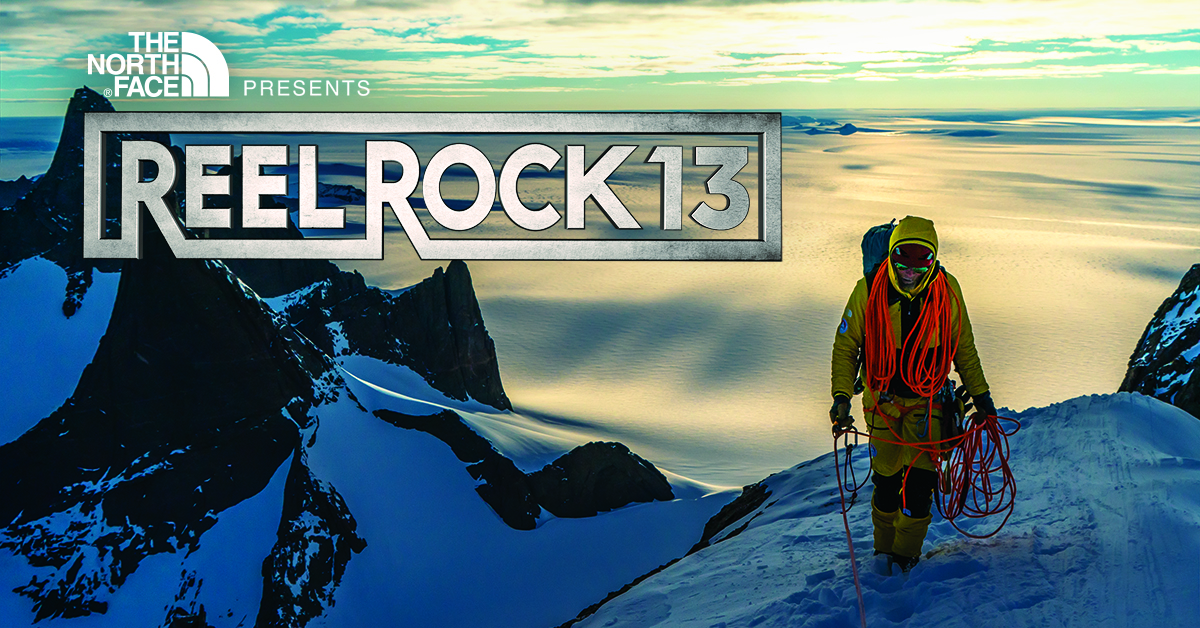 Time to Climb Presents REEL ROCK 13 Film Screening at Rosendale Theatre